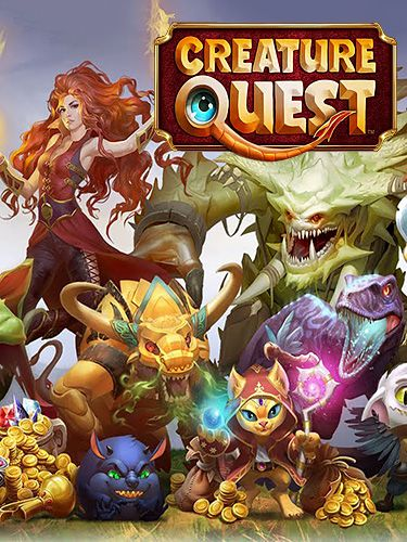Scaricare gioco Multiplayer Creature quest per iPhone gratuito.