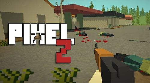 Scaricare gioco Multiplayer Pixel Z: Gun day per iPhone gratuito.