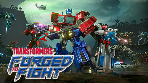 Scaricare gioco Combattimento Transformers: Forged to fight per iPhone gratuito.