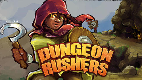 Scaricare Dungeon rushers per iOS 8.0 iPhone gratuito.