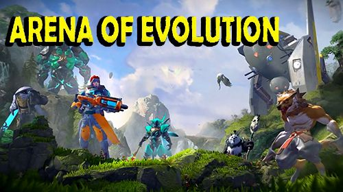 Scaricare gioco Strategia Arena of evolution per iPhone gratuito.