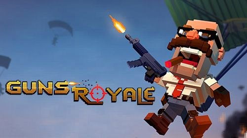 Scaricare gioco Multiplayer Guns royale per iPhone gratuito.