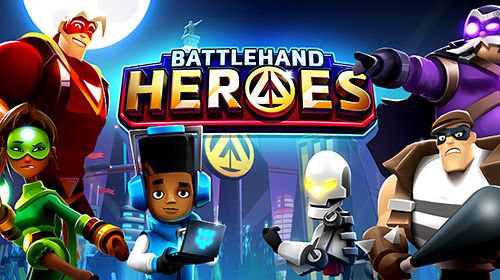 Scaricare gioco Online Battlehand heroes per iPhone gratuito.