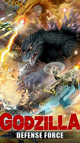 Scaricare gioco Strategia Godzilla defense force per iPhone gratuito.