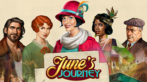 Scaricare gioco Avventura June's journey: Hidden object per iPhone gratuito.