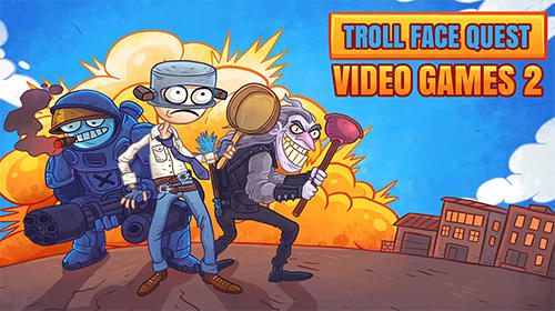 Scaricare gioco Avventura Troll face quest: Video games 2 per iPhone gratuito.