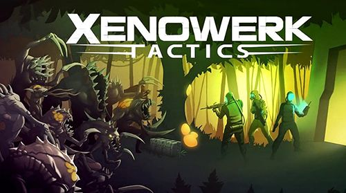 Scaricare gioco Strategia Xenowerk tactics per iPhone gratuito.