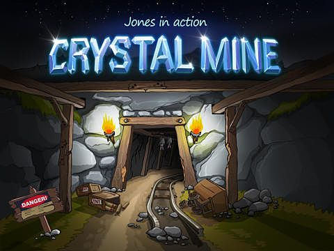 Crystal mine: Jones in action