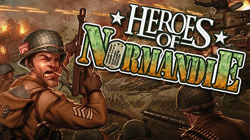 Scaricare gioco Multiplayer Heroes of Normandie per iPhone gratuito.