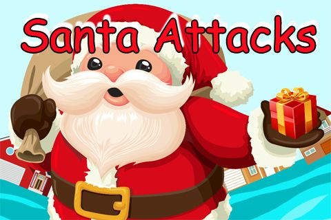 Santa attacks