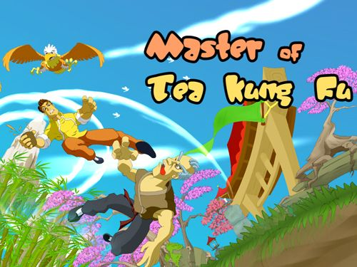 Master of tea kung fu