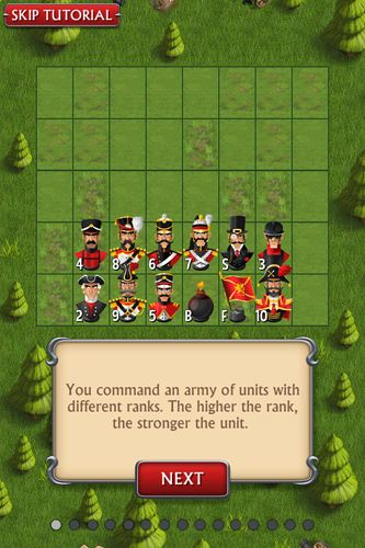 Stratego: Single player
