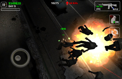 Z.I.D 2 : ZOMBIES IN DARK 2