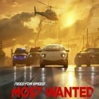 Scarica il miglior gioco per iPhone, iPad gratis: Need for Speed:  Most Wanted.
