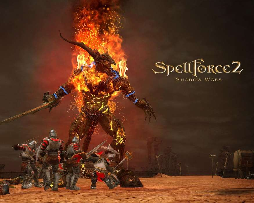 Games, SpellForce
