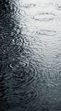 Scaricare immagine Rain,Background,Water sul telefono gratis.