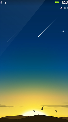 Day and night by N Art Studio - scaricare sfondi animati per Android di cellulare gratuitamente.