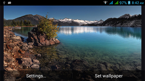 Scarica gratis sfondi animati Nature HD by Live Wallpapers Ltd. per telefoni di Android e tablet.