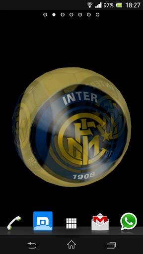 Ball 3d Inter Milan Per Android Scaricare Gratis