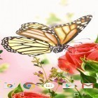 Oltre sfondi animati su Android Atlantis 3D pro, scarica apk gratis Butterfly by Fun Live Wallpapers.