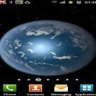 Oltre sfondi animati su Android Black technology, scarica apk gratis Earth HD free edition.