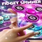 Oltre sfondi animati su Android Stripe ICS pro, scarica apk gratis Fidget spinner by High quality live wallpapers.