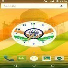 Scaricare sfondi in movimento India clock by iPlay Store per un desktop di telefoni e tablet.