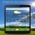 Oltre sfondi animati su Android Black technology, scarica apk gratis Live weather.