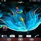 Oltre sfondi animati su Android Atlantis 3D pro, scarica apk gratis Neon flowers by Next Live Wallpapers.