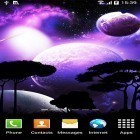 Scaricare sfondi in movimento Night sky by BlackBird Wallpapers per un desktop di telefoni e tablet.