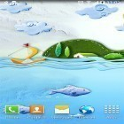 Oltre sfondi animati su Android Atlantis 3D pro, scarica apk gratis Paper world by Live Wallpapers 3D.
