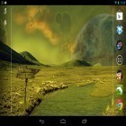 Oltre sfondi animati su Android Shadow galaxy, scarica apk gratis Space world.