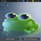 Oltre sfondi animati su Android Earth HD deluxe edition, scarica apk gratis Apple frog.