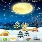 Oltre sfondi animati su Android Paperland pro, scarica apk gratis Christmas by Live wallpaper hd.