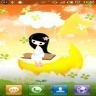Oltre sfondi animati su Android Fairy party, scarica apk gratis Crescent: Dream.