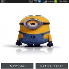 Scaricare sfondi in movimento Despicable me 2 per un desktop di telefoni e tablet.
