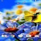 Oltre sfondi animati su Android City at night, scarica apk gratis Flowers by Phoenix Live Wallpapers.