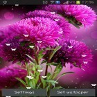 Oltre sfondi animati su Android Sharks by Fun Live Wallpapers, scarica apk gratis Flowers by Stechsolutions.