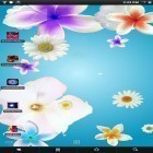 Oltre sfondi animati su Android Twilight mirror, scarica apk gratis Flowers live wallpaper.