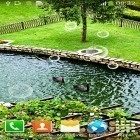 Oltre sfondi animati su Android Electric screen by iim mobile, scarica apk gratis Garden by Cool Free Live Wallpapers.