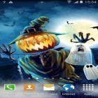 Oltre sfondi animati su Android Autumn by 3D Top Live Wallpaper, scarica apk gratis Halloween by Amax lwps.