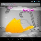 Oltre sfondi animati su Android Electric screen by iim mobile, scarica apk gratis Hamlet the cat.