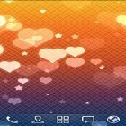 Oltre sfondi animati su Android City at night, scarica apk gratis Hearts by Mariux.