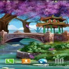 Oltre sfondi animati su Android Celtic garden HD, scarica apk gratis Magic garden.