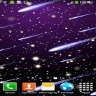 Oltre sfondi animati su Android Dynamical ripples, scarica apk gratis Meteor shower by Live wallpapers free.