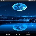 Oltre sfondi animati su Android Live Prints, scarica apk gratis Moonlight by Top live wallpapers.