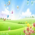 Oltre sfondi animati su Android Wind turbines 3D, scarica apk gratis Number bubbles for kids.
