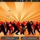 Oltre sfondi animati su Android Screen speaker, scarica apk gratis Party.