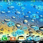 Oltre sfondi animati su Android Dynamical ripples, scarica apk gratis Rainy day by Live wallpapers free.