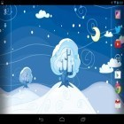 Oltre sfondi animati su Android Magic color, scarica apk gratis Siberian night.